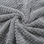 Fuzzy-Blanket-or-Fluffy-Blanket-for-Baby-Girl-or-boy-Soft-Warm-Cozy-Coral-Fleece-Toddler-Infant-or-Newborn-Receiving-Blanket-for-Crib-Stroller-Travel-Outdoor-Decorative28-x-40-in-Flint-Gray