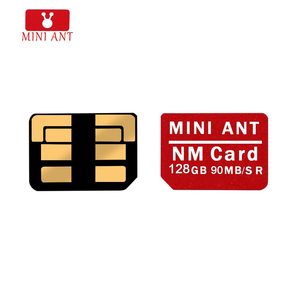 ThreeCat Mobile Phone Memory Card NM Card 128GB Original Nano Memory Card for Huawei P30 Mate 20 X Pro RS