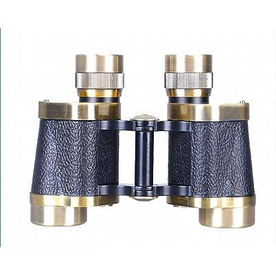 62-Type 8X30 Bronze Grand-Angle, Faible Lumière Visuelle, Jumelles de Choc de Gamme de Coordonnées