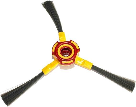 SYMTOP Set de 2 de Repuesto aspiradora Side Brush para Ecovacs ...