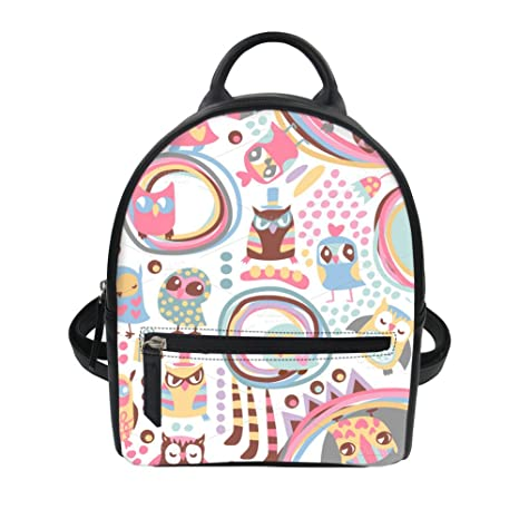 Amazon Com Amzbeauty Cute Backpack Printed Lightweight Small