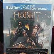 El Hobbit 3: La Batalla De Los Cinco Ejércitos Bd + Bd 3d