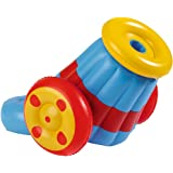 Simba Toys Be Active Inflatable Cannon with 10 Multi Coloured Balls