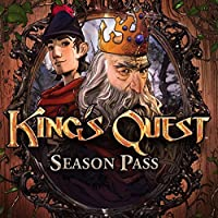 King's Quest - Season Pass - PS3 [Digital Code]