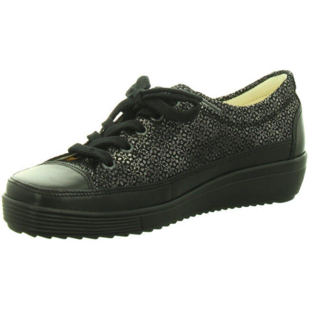 Studiomoda 9541961-37 - Zapatos de cordones para mujer 37 38|negro