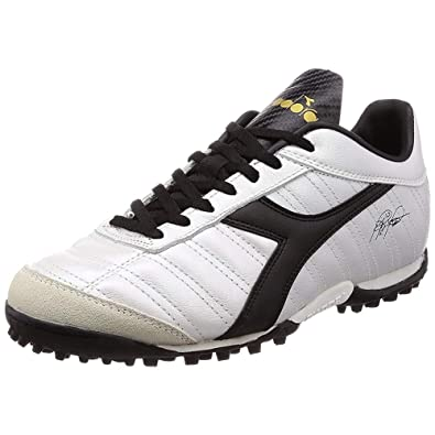 859d38a45e9 Diadora Men s Baggio 03 LT TF Soccer Shoes