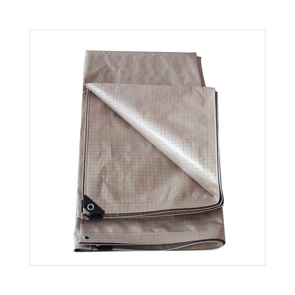 A 3 x 3m MDBLYJAuvent pare soleil et tissu froid BÂche, imperméable à l'eau imperméable à l'eau imperméable à l'eau de construction de camion de logistique de la poussière et tissu résistant au