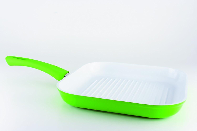 DARNA - Sarten Grill Ceramica Inducc. Darna 26 Cm: Amazon.es ...