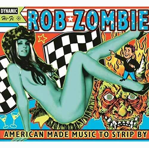 CD : Rob Zombie - American Made Music to Strip By [Explicit Content]