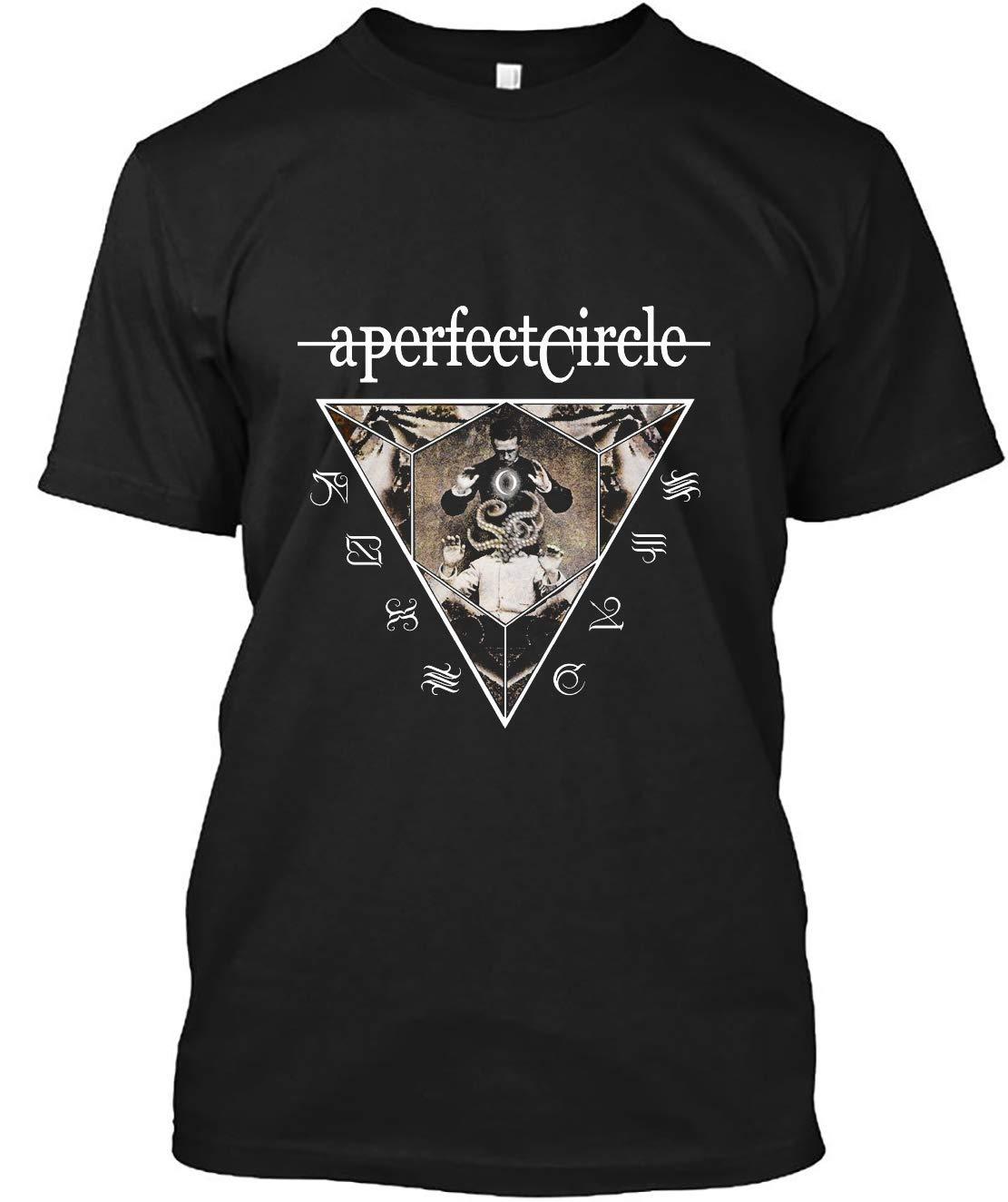 Apc02 A Perfect Circle Spring Tour 2017 88 T Shirt For Unisex