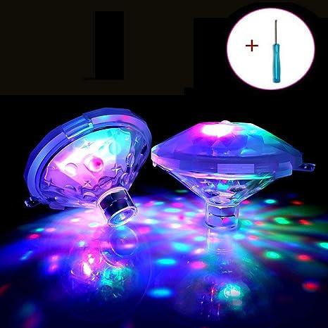 Lampe Aqua Flottante Multi Led Couleur Glow Sous Marine Disco jzMVpSLqUG
