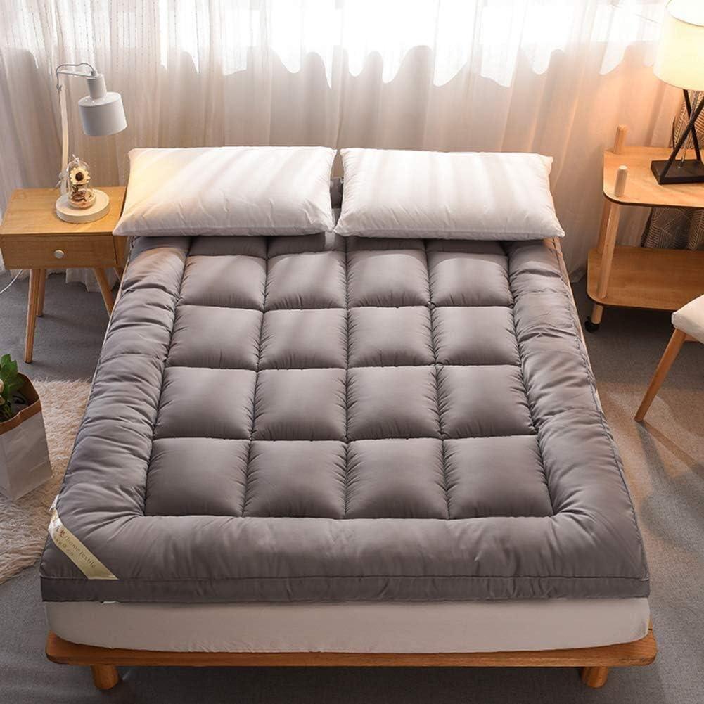 futon Pieghevole in Memory Foam Tappetino CVNJSKDKH Cuscino for Dormire Hotel Topper di Alta qualit/à Color : A, Size : 90x190x10cm