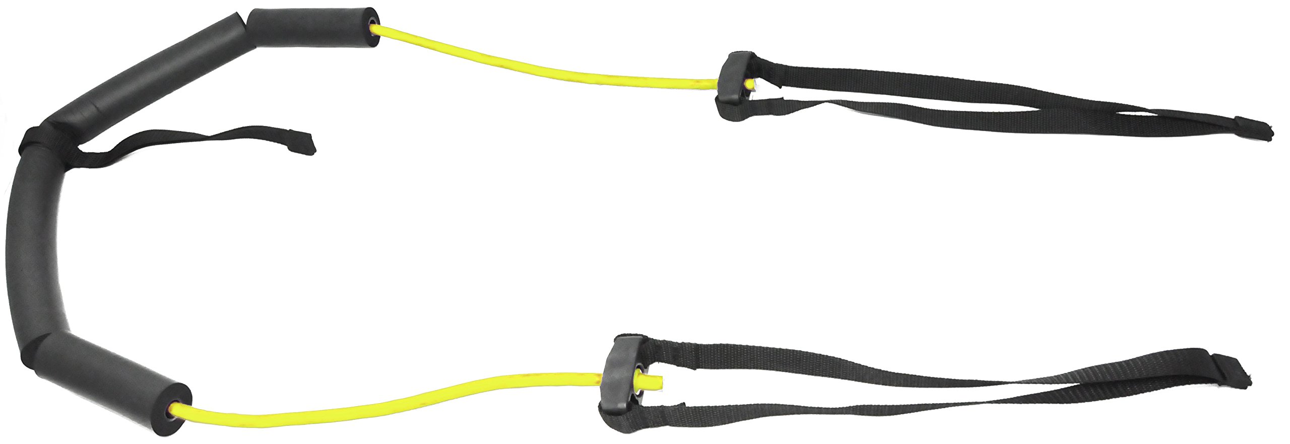 Perform Better Extra Heavy Resistance Gray Cook Exercise Band, Yellow