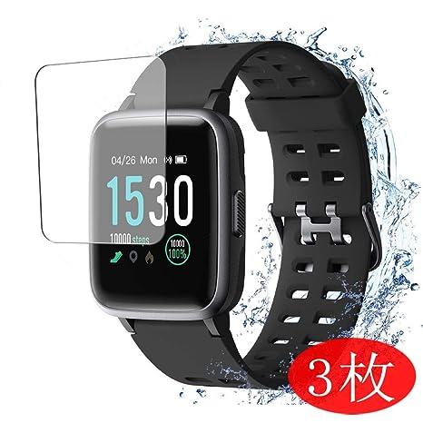 VacFun 3 Piezas HD Claro Protector de Pantalla para Smart Watch ...
