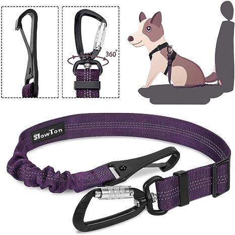 Slowton Hunde Sicherheitsgurt Sicherheitsgurt Für Hunde Pet Care Auto Hund Sicherheit Hund Auto Im Auto Hund Sicherheitsgurt Hunde Auto Gurt Hunde Gurt Für Auto Lila Haustier