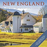 New England 2020 Wall Calendar