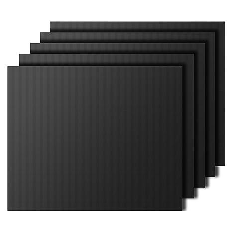 amazon com divine light non stick heat resistant bbq grill mats