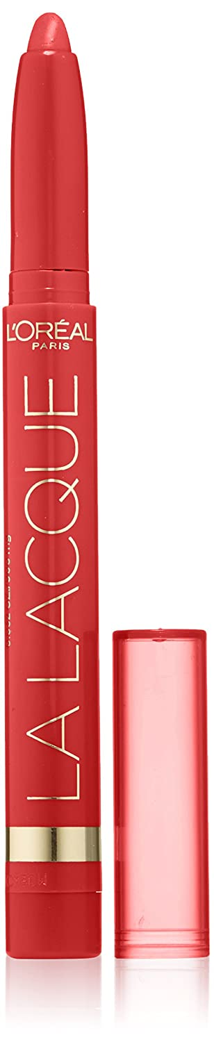 L'Oreal Paris Cosmetics Colour Riche Le Lacque-Lip Pen, Lacquerized, 0.032-Ounce L'Oreal Paris