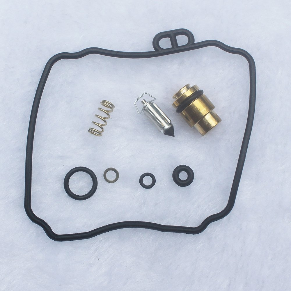Kipa Carburetor Rebuild Repair Kit For Yamaha Virago 250 Fuel Filter Route 66 V Star Xv250 650 Xvs650 Custom Raven