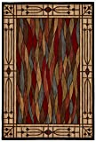 Cheap Mohawk Home Bob Timberlake Heritage Bethel Glass Woven Rug, 5'3×7'10, Multi