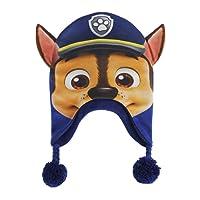 Paw Patrol 2200001836Berretto per bambini con orecchie effetto 3D, personaggio: Chase