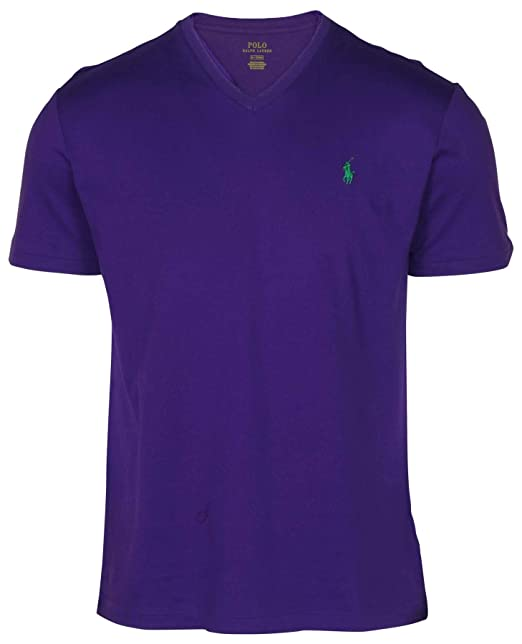 f1df729f1b9a Image Unavailable. Image not available for. Color  POLO RALPH LAUREN Men s Classic  Fit V-Neck T-Shirt ...