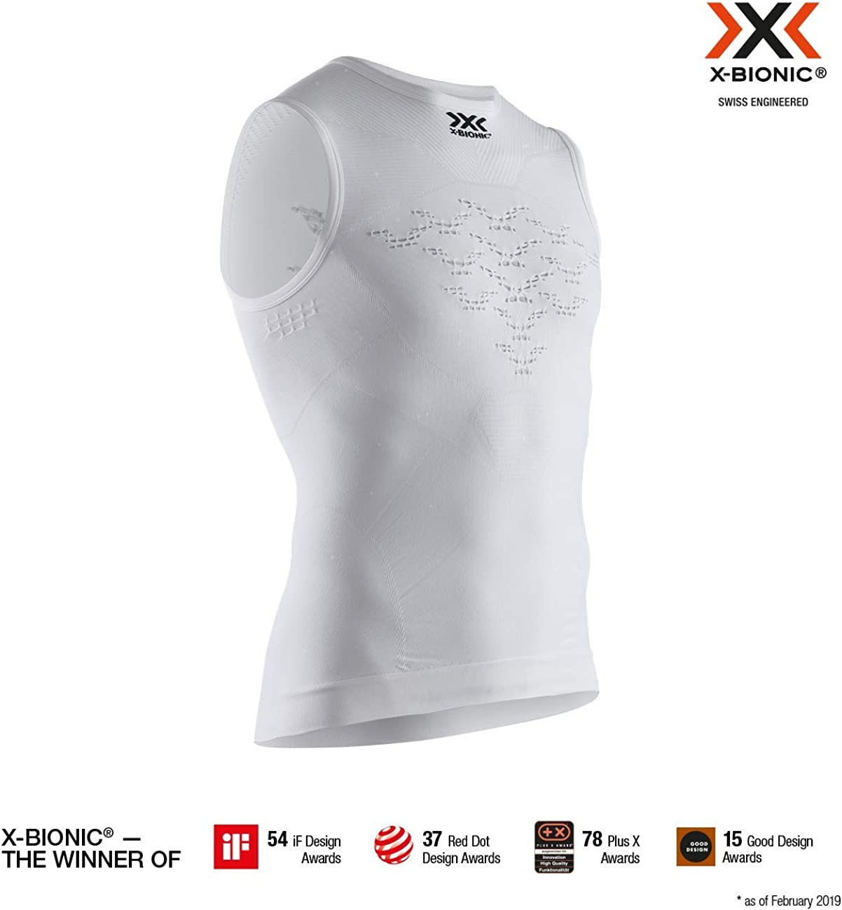 X-Bionic Energizer 4.0 Light Singlet Men