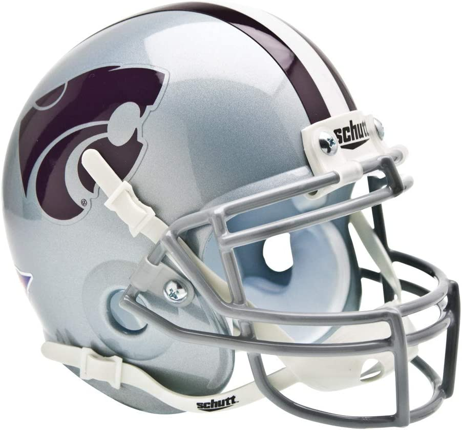 Schutt NCAA Mini Authentic XP Football Helmet, Penn State Nittany Lions : Sports Related Collectible Mini Helmets : Clothing