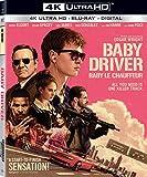 Baby Driver - 4K UHD [Blu-ray] (Bilingual)