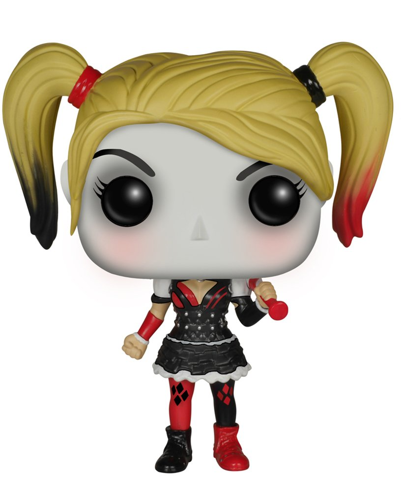 DC Comics Funko Pop! Arkham Knight - Harley Quinn Funko Pop! Heroes: 6384 Accessory Toys & Games