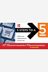 5 Steps to a 5 AP Microeconomics/Macroeconomics Flashcards (5 Steps to a 5 on the Advanced Placement Examinations Series) Kindle Edition