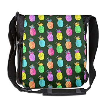 SARA NELL Messenger Bag,african American Women,Unisex Shoulder Backpack Cross-body Sling Bag