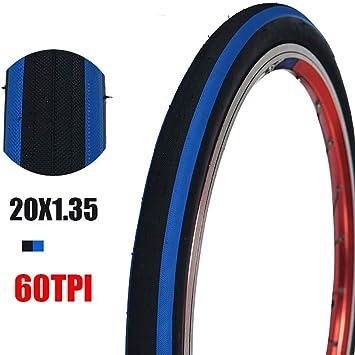 RONSHIN neumáticos de Bicicleta antipinchazos 60TPI/14 16 ...