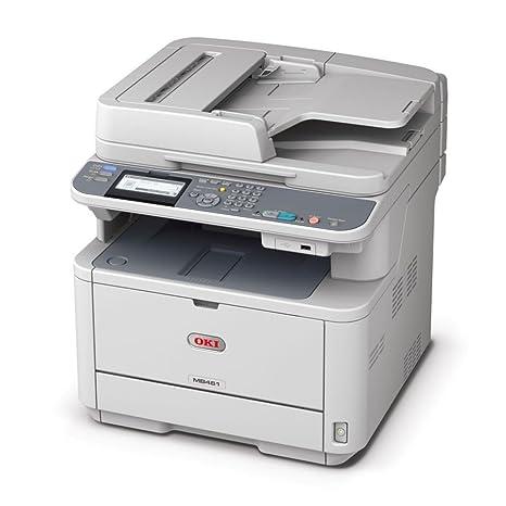 OKI MB491dn Laser 40 ppm 1200 x 1200 dpi A4 - Impresora ...