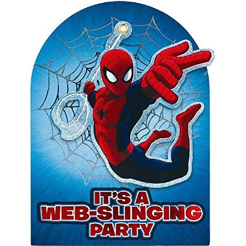 Amsca (Deluxe Amazing Spider Man Costumes)