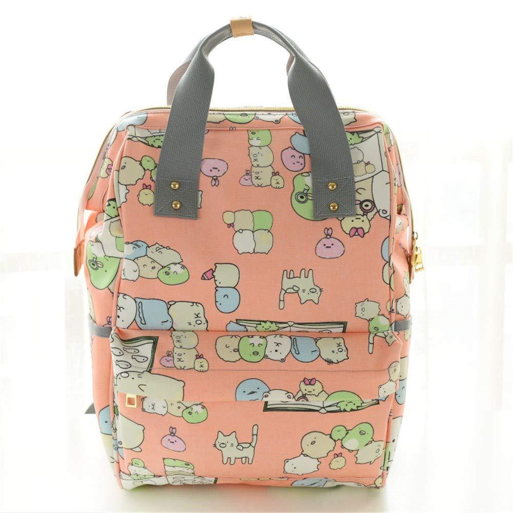 Diaper Bag Mom Backpack Large Nursing Bag For Baby Care ...