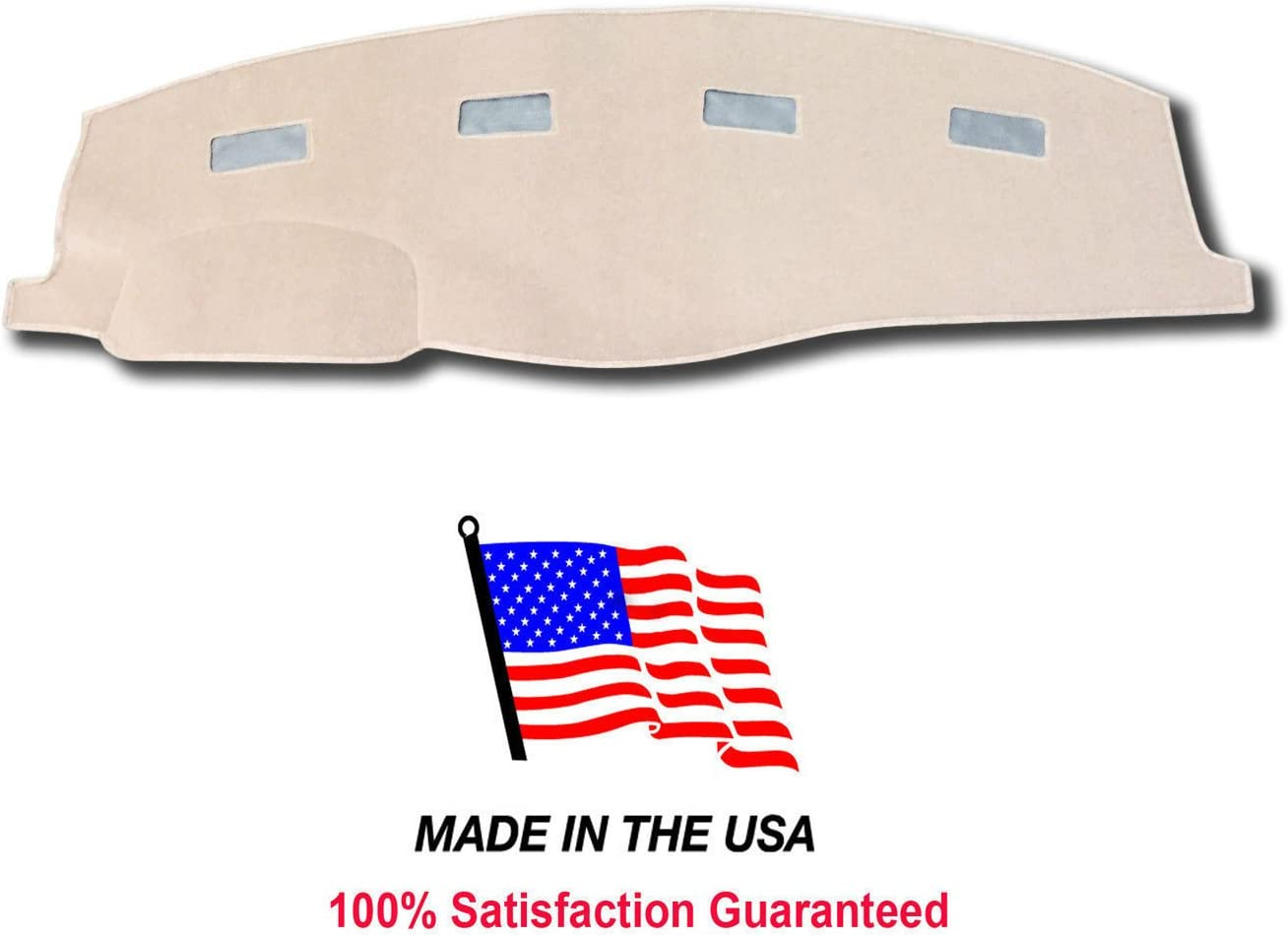 MOCHA 2006-2009 Dodge Ram Pickup 2500 Dash Cover Mat PadCarpet