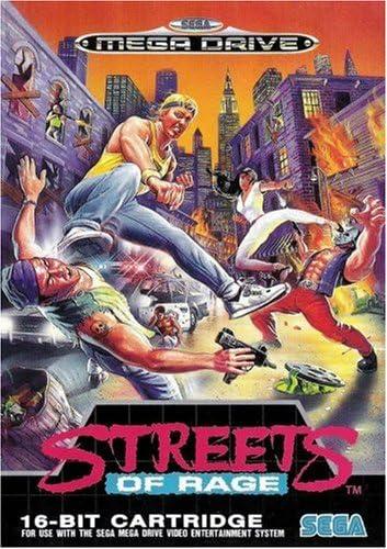 Streets of Rage (Mega Drive): Amazon.es: Videojuegos