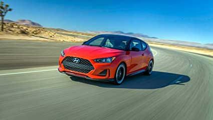 Image Unavailable. Image not available for. Color: Hyundai Veloster Turbo ...