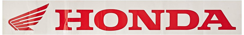 Honda Factory Effex 06-94314 White 1 Die-Cut Sticker