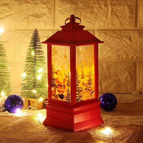 Vintage Outdoor Light Up Santa in US - 7