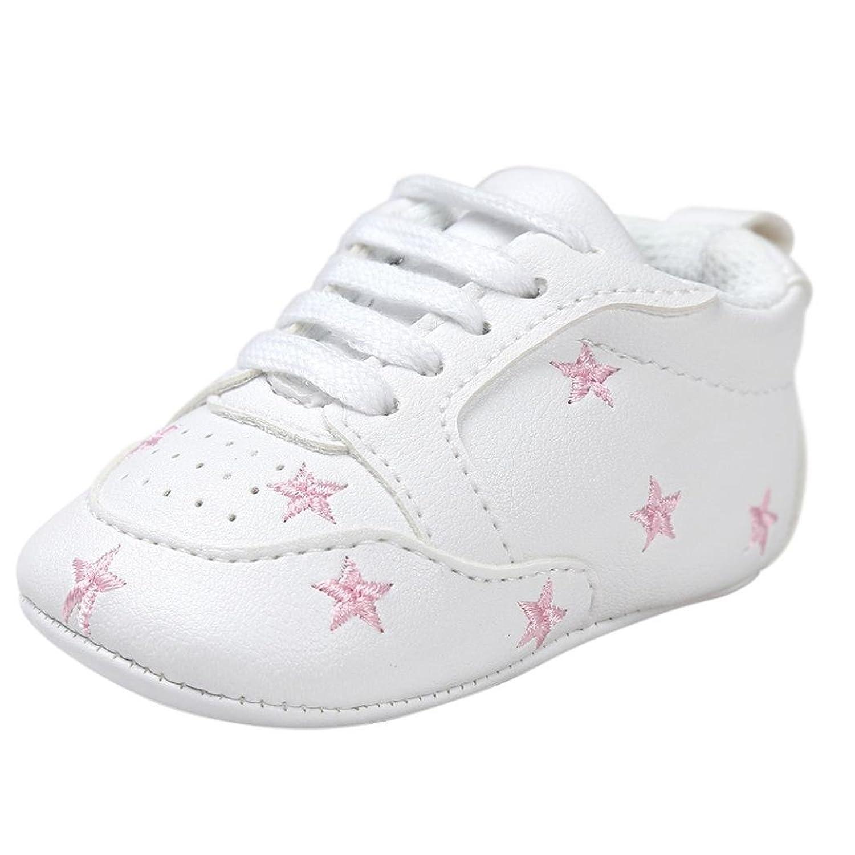 Zapatos de Bebé Amlaiworld Primeros pasos Zapatillas para Infantil Recién Niñas Niños