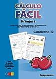 Cálculo Fácil - Cuaderno 12