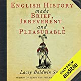 Bargain Audio Book - English History Made Brief  Irreverent  a