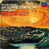 Strauss: An Alpine Symphony (Eine Alpensinfonie)