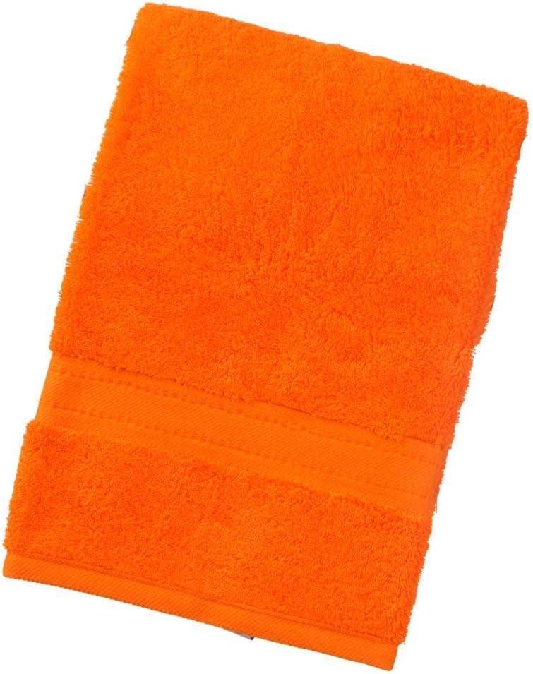 aztex Gama egipcia, Toallas 100% algodón - Toalla de baño, Naranja ...