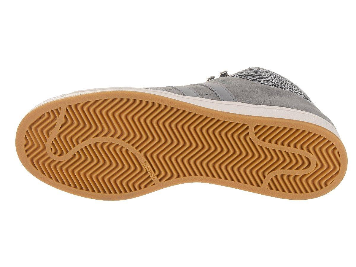 Grey Adidas Originals Pro Model Bt M AQ8160 shoes