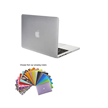 Tecool Funda MacBook Pro 13 Retina, Ultra Slim Cubierta de ...