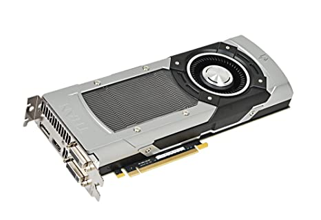 Gigabyte GV-NTITAN-6GD-B GeForce GTX Titan 6GB GDDR5 ...