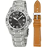 FESTINA Herren-Armbanduhr analog Edelstahl Set-Uhr mit Wechselarmband D2UF16170/3